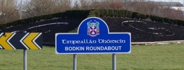 Bodkin Roundabout